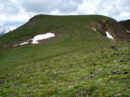 West Summit of Sundance Mountain