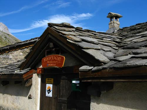Maljasset Hut