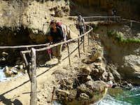 mud bridge