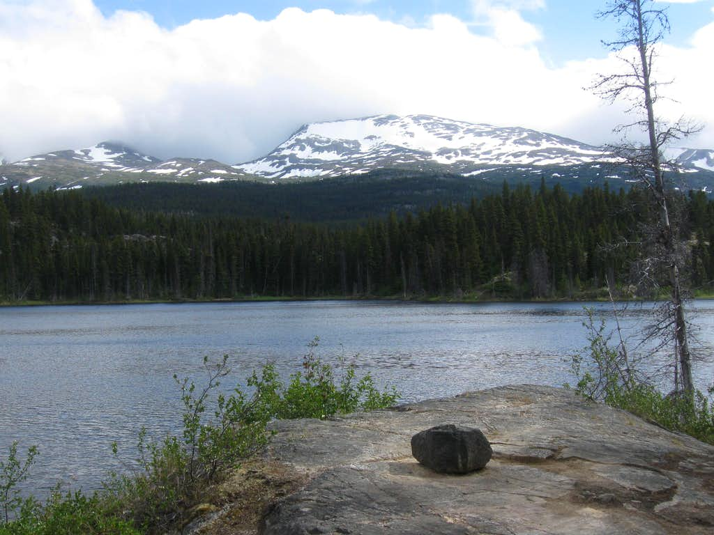 Bare Loon Lake