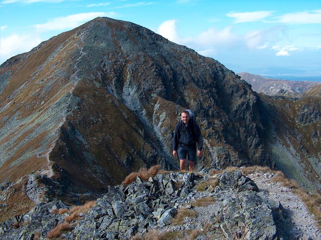 Climbing Banikov
