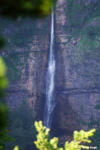 Waterfall Skakavac (NP Sutjeska)