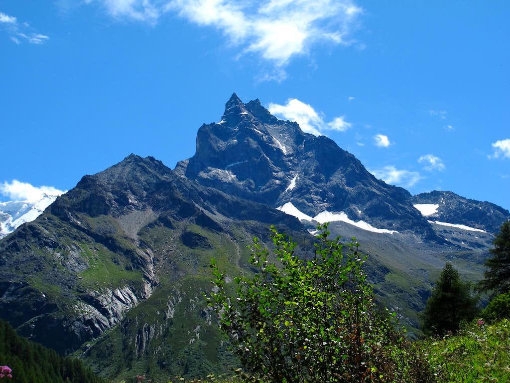 Mount Besso, 3667m