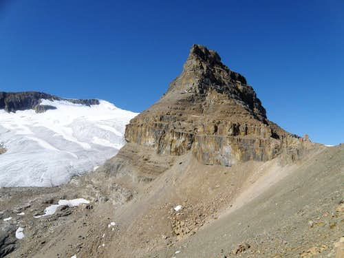 Isolated Peak and Col from Whaleback