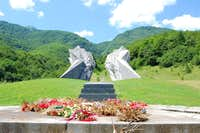 NP Sutjeska/War Monument