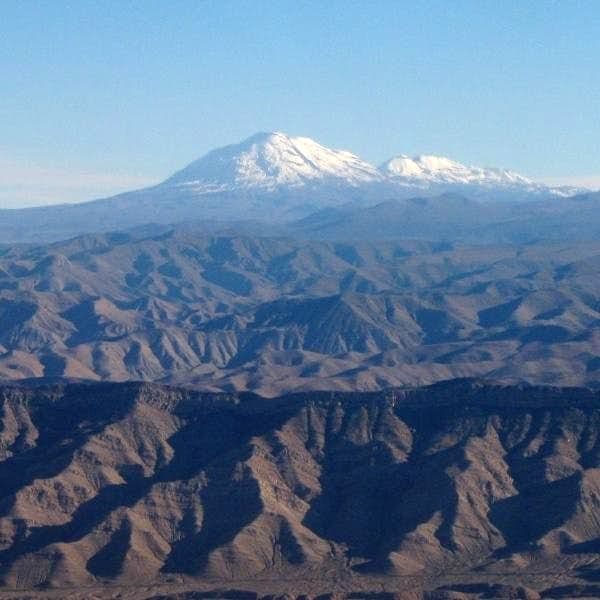 Ampato, Sabancaya and Hualca Hualca