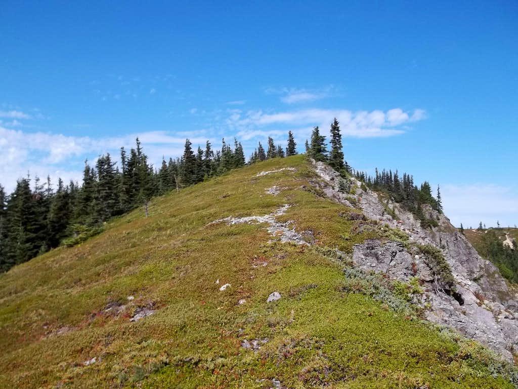 Heading to Howard Peak