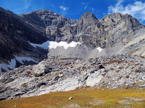East Face Cirque