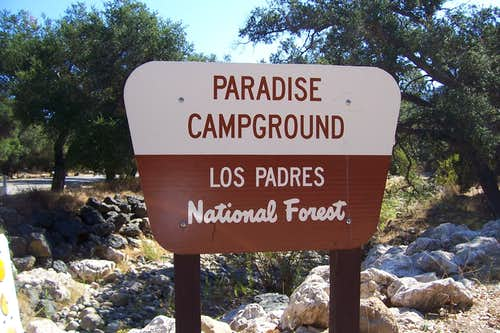 Paradise Campground