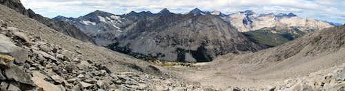 Brocky Peak Pan