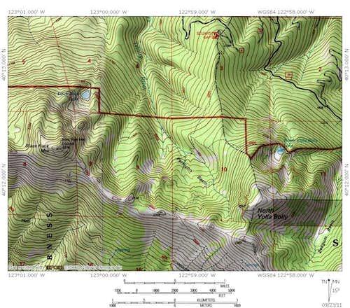 North Yolla Bolly Mountains