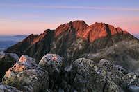 Gerlachovsky peak