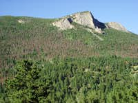 Deer Mountain Cliffs