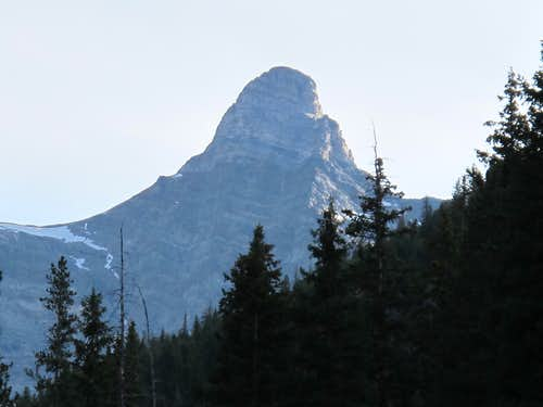 Old Hyndman Peak
