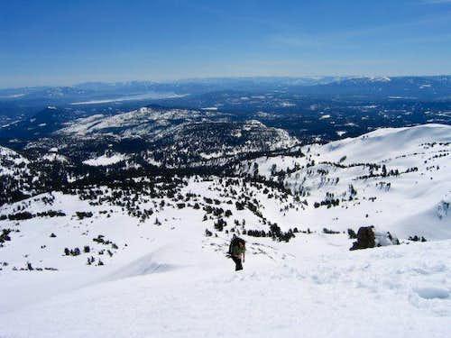 A winter wonderland! Looking...