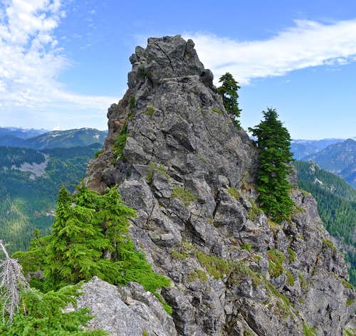 Bessemer summit block