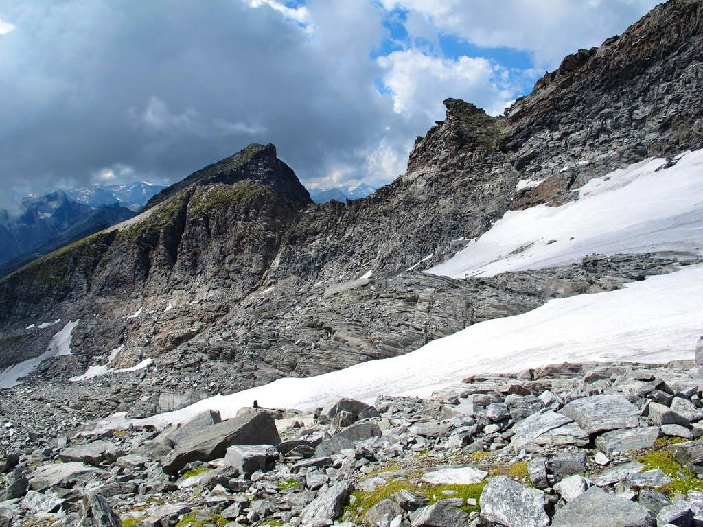On the SW ascent of Ankogel