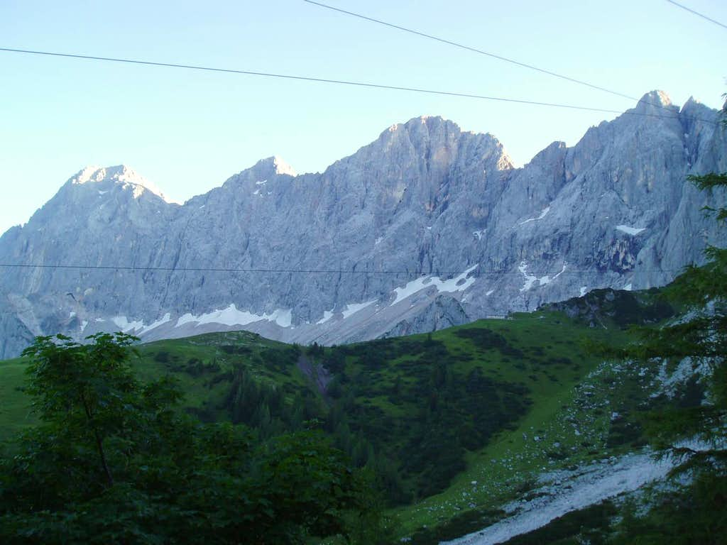 The Dachstein Südwand