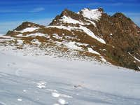 Mt. Zirkel summit from the...
