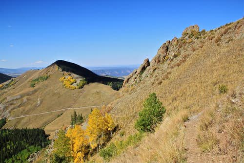 Whipple Trail #419