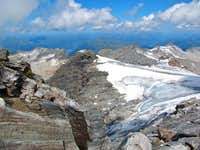 Looking north west from the Ankogel\'s summit