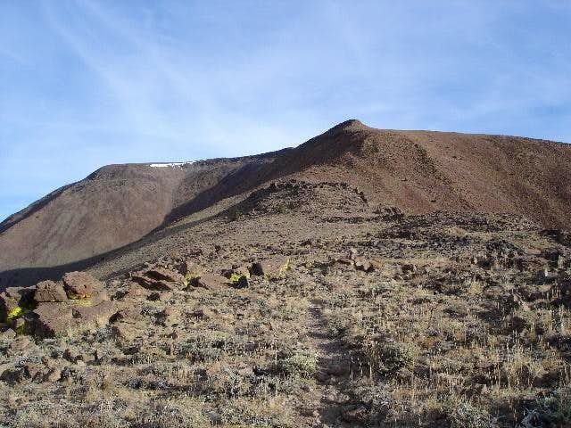 Mount Jefferson (South Summit)