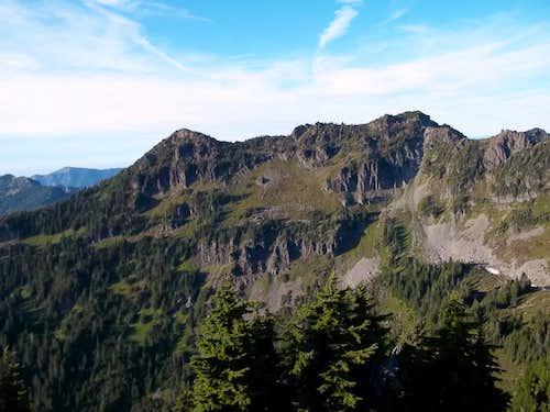 East Fay Peak