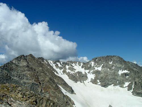 Arapaho Glacier Trifecta