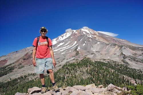 Gray Butte summit