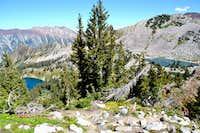 Red Pine Lake y Upper Red Pine Lake