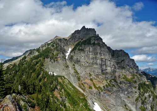 South Face of Kyes Peak