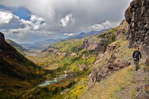 Telluride's Via Ferrata
