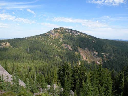 South Butte (Monumental Buttes)