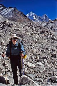 On the Gangotri Glacier