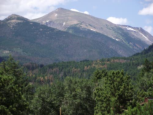 Sundance Mountain Northeast Face