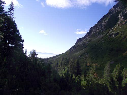 Upper Mengusovska Dolina