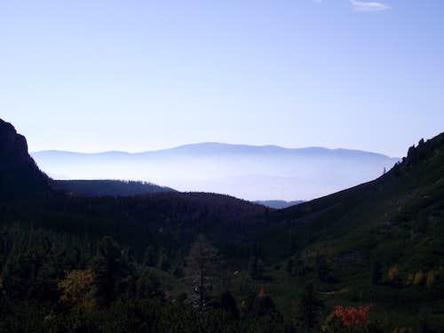 Mengusovska Dolina and Low Tatras