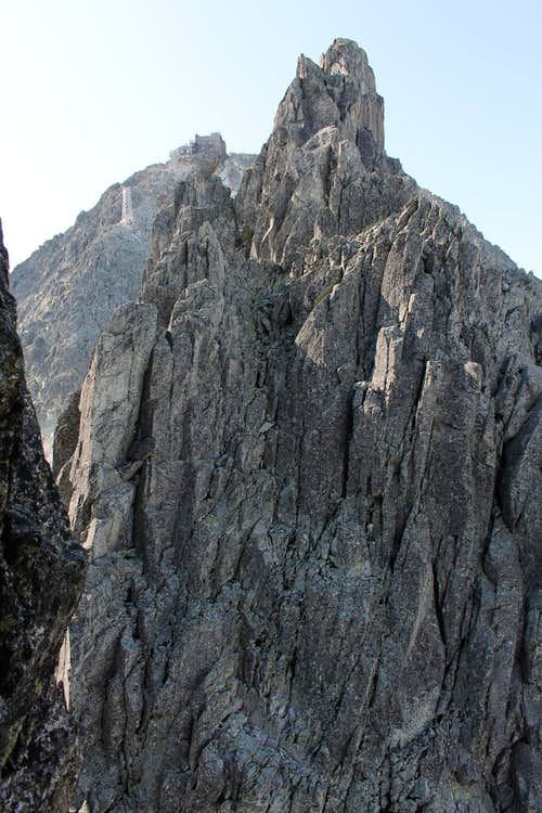 Západná Vidlová veža