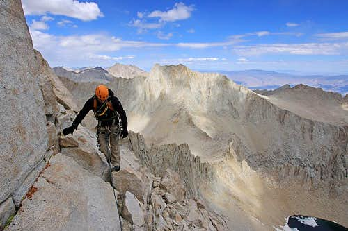 Sweet Whitney! (East Buttress photo trip report)
