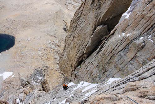 East Buttress, Mt. Whitney