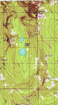 Russian Butte via Revolution Peak
