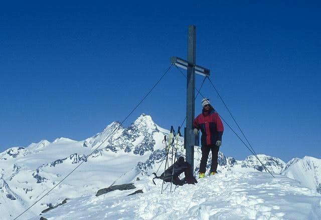 summit cross on Boeses...