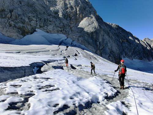 Hallstaetter Glacier