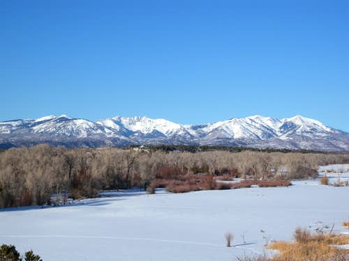 La Plata Mountains