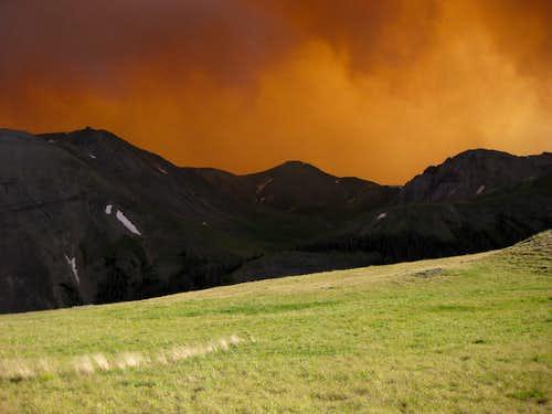Absaroka Fire