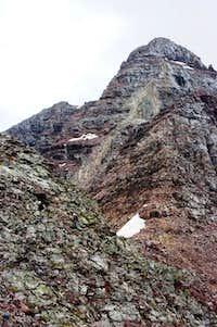 Pyramid Peak Northeast Ridge