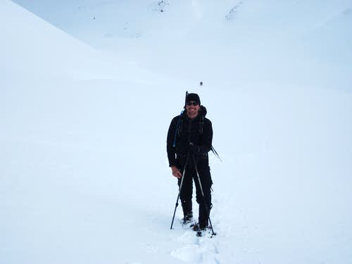 Through Snowy Slopes
