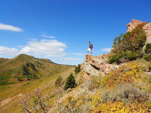 Grandview Peak...the long way