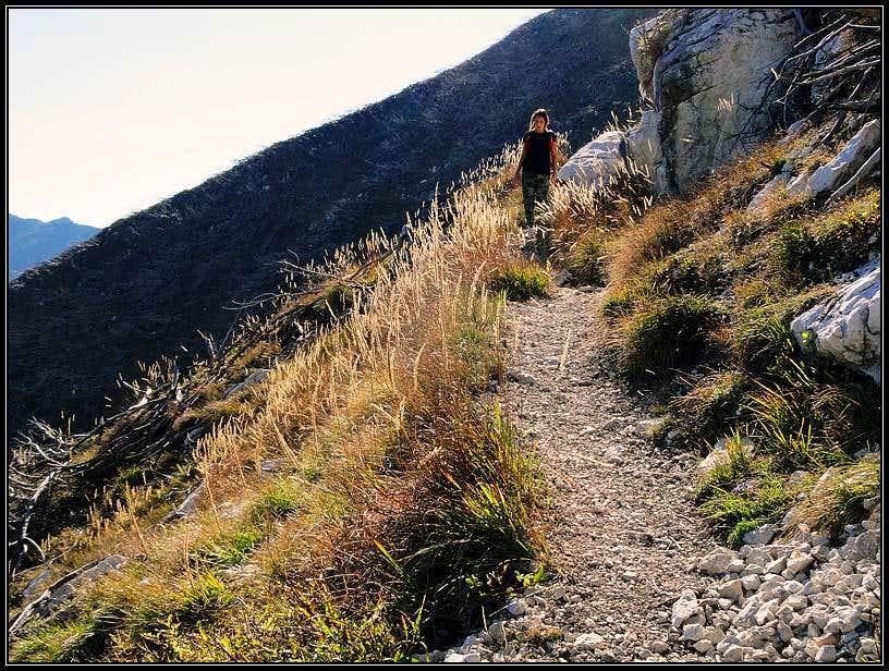Vl Rossa route
