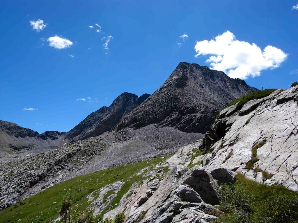 The Trinity Peaks